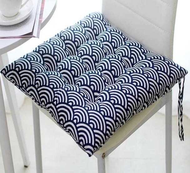"""16""""X16"""" FISHTAIL SQUARE CHAIRPAD"""