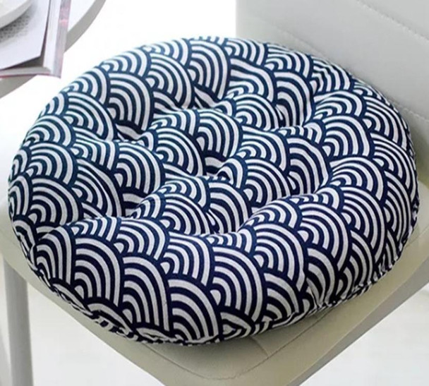 """16""""X16"""" FISHTAIL ROUND CHAIRPAD"""