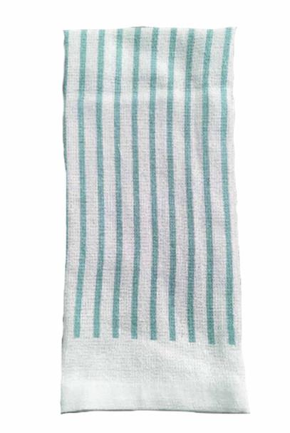"""CASABELLA 14""""x24"""" SOLID M.BLUE KITCHEN TOWEL"""