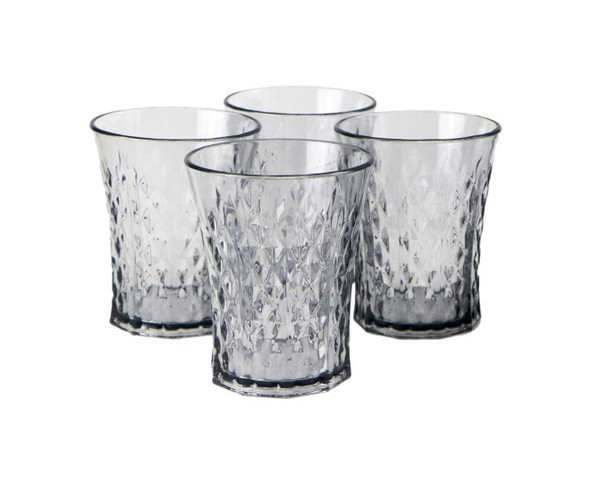 Cavern Clay 4pcs Tumbler Set in Shrink Pack