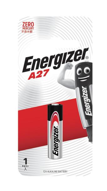 ENERGIZER A27BP1 MAGNESIUM DIOXIDE 12V