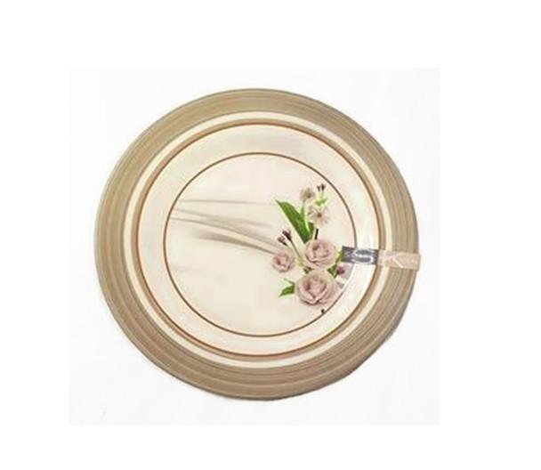 "Beatrice 9"" Dinner Plate Round"
