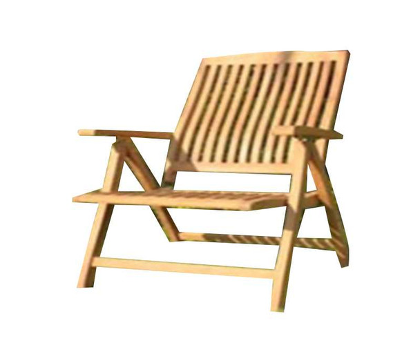 Inah Bali Reclining Outdoor Chair