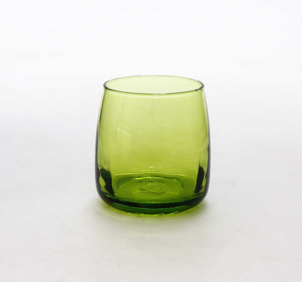 8 OZ. TUMBLER LIME GREEN