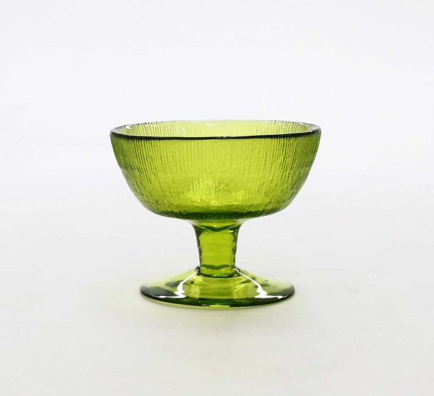 4IN ICE CREAM CUP LIME GREEN