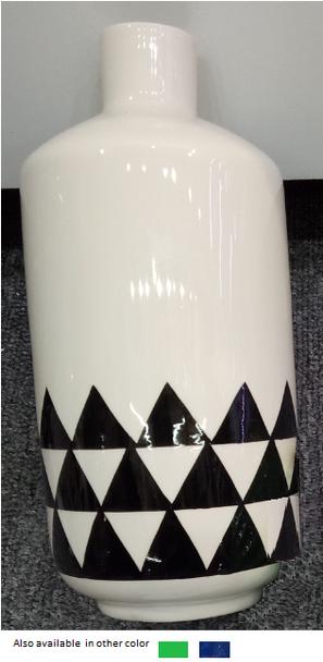 Ceramic Vase JHF1804-037