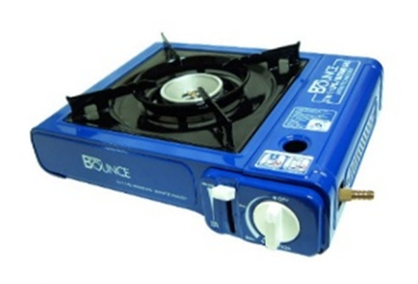 BOUNCE PORTABLE STOVE 2 IN 1