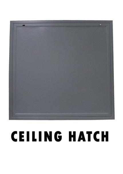 Ceiling Hatch Bare Fin 610mmx610mm