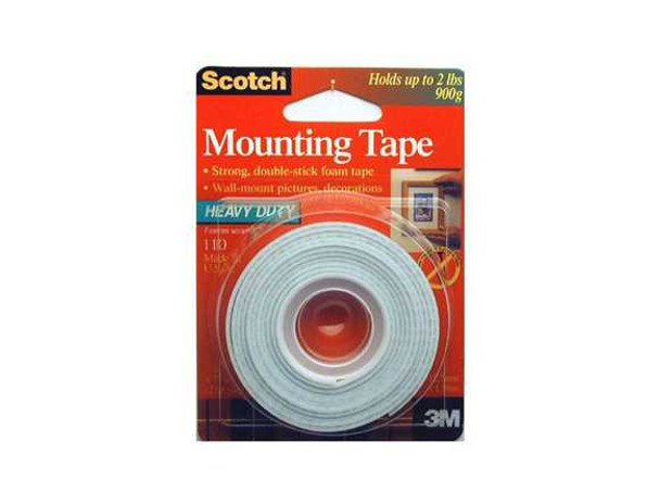 3M SCOTCH MOUNTING TAPE 3M1105A
