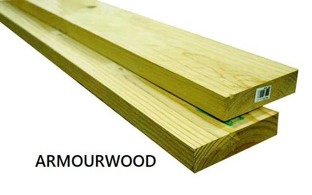 """Armourwood Frameplus S4S 1""""x2"""""""