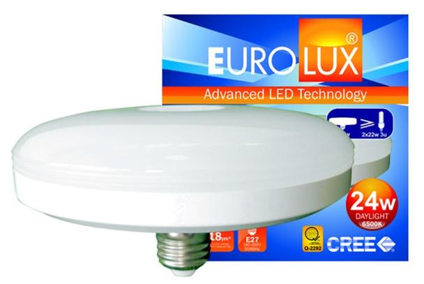 EUROLUX LED BULB UFO 24 WATTS