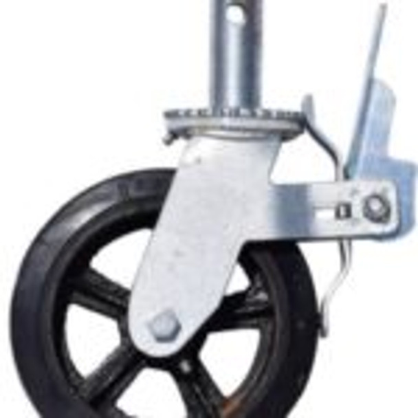 Caster Wheel Rubber
