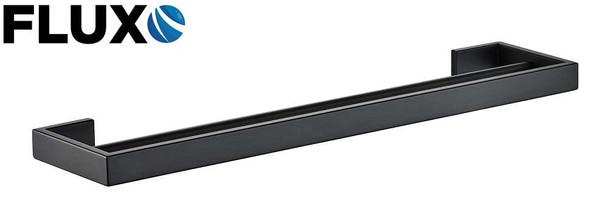 Ahba2 Double Towel Bar Black SS304