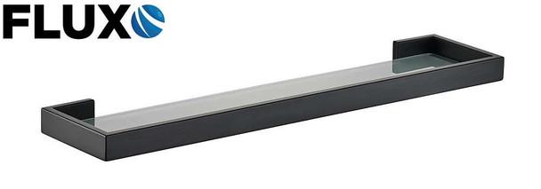 Ahba7 Glass Shelf Black SS304