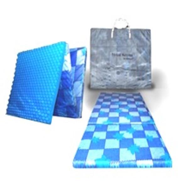 Ultra Convoluted Tri - Fold mattress