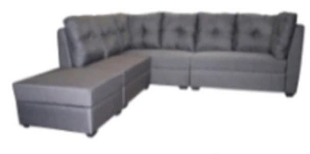 EMILY Corner sofa set