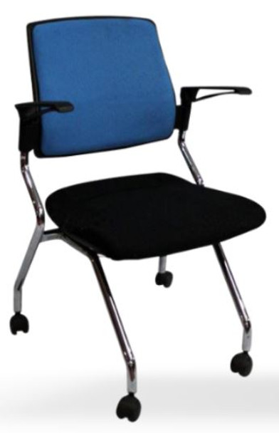 Eunice Russell D2938 Stack Chair