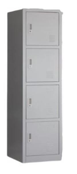 Evie Hamid 4door locker Gray
