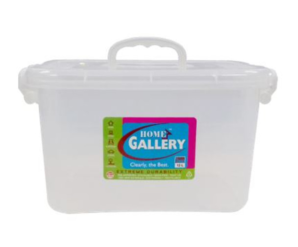 #082 STORAGE BOX 12LTR