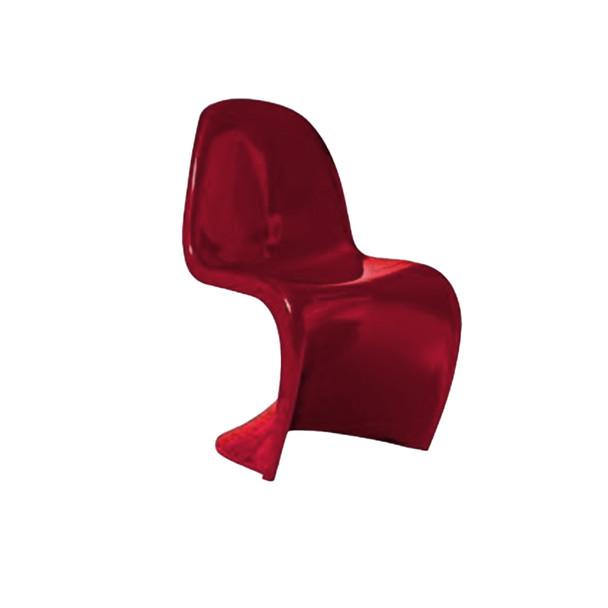 DON II 127-AAS1 KIDS CHAIR RED
