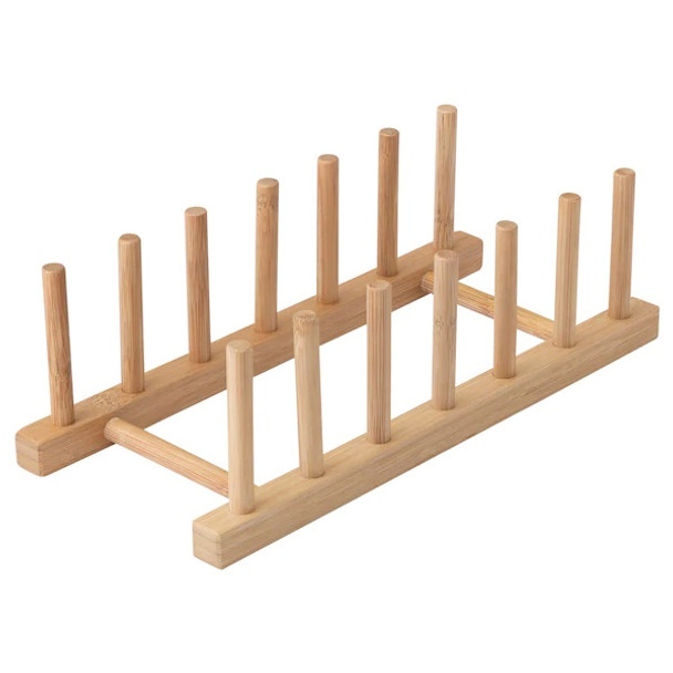 BDR001 Bamboo Display Rack