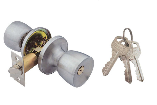ADK5-ME001SS ENTRANCE TUBULAR LOCK G2