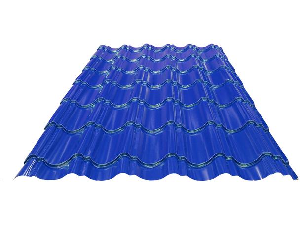 EURO ELEGANCE Tile Metal Roofing 0.4mmx4ftx10ft