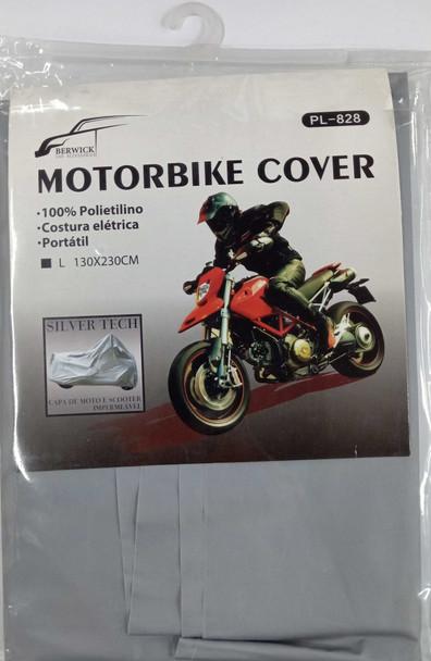 BERWICK LA828 MOTORBIKE COVER 130X230CM