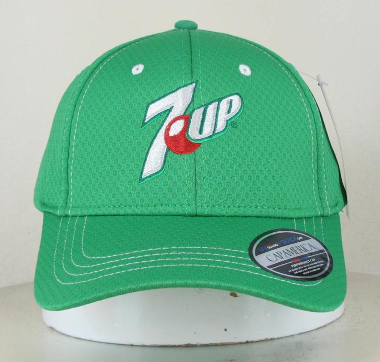 7up Polyester Mesh Cap
