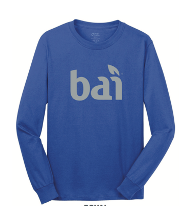 Royal Long Sleeve BAI t-shirt