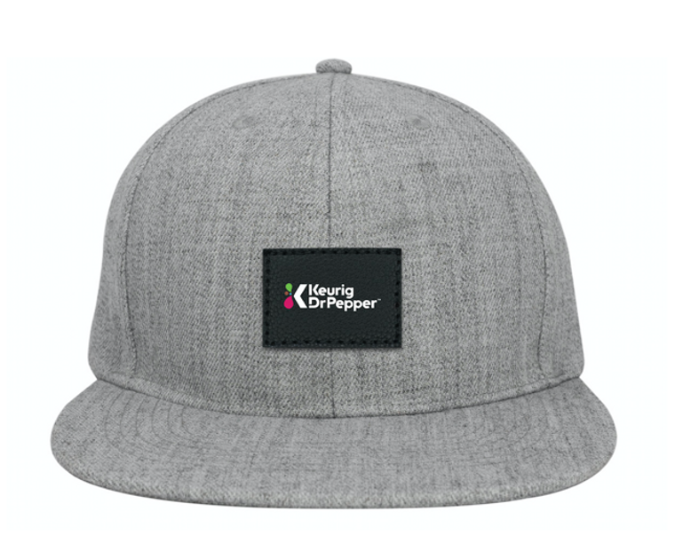 CLEARANCE Spire Snapback Hat with KDP logo