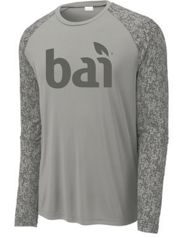 Long Sleeve Digi Camo BAI shirt