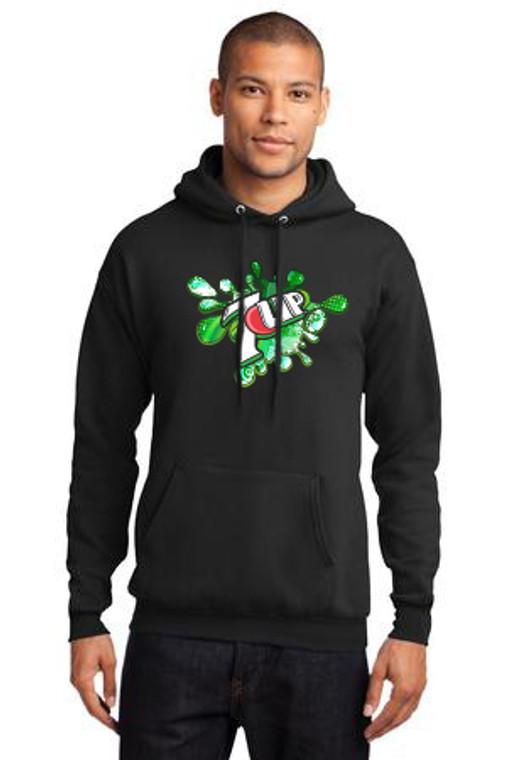 7up Splash Hooded Sweatshirt