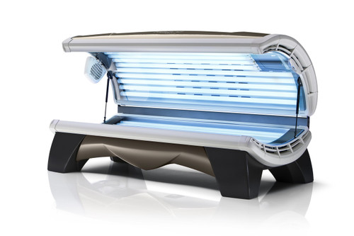 Hapro Onyx Combi with 400 Watt Facial Lamp