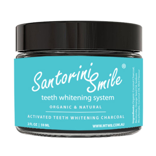 Activated Teeth Whitening Charcoal