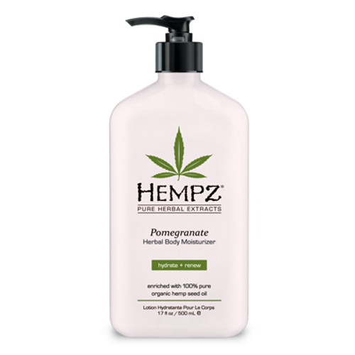 Hempz® Pomegranate Herbal Body Moisturizer 500ml