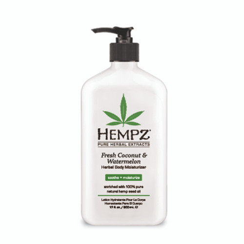 Hempz® Fresh Coconut & Watermelon Herbal Body Moisturizer 500ml