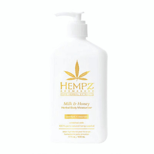 Hempz® Milk & Honey Herbal Body Moisturizer 500ml