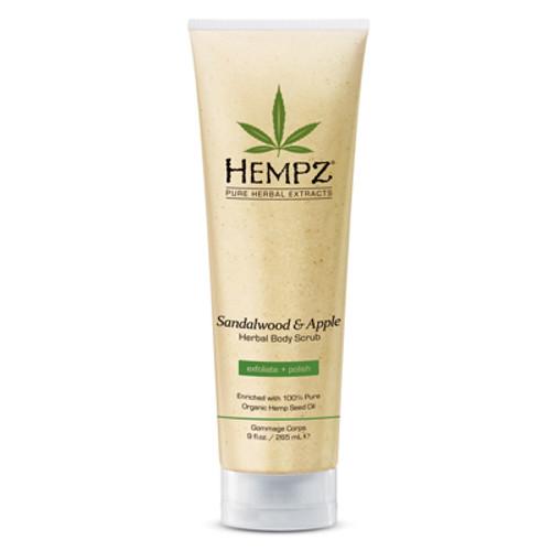 Hempz® Sandalwood & Apple Herbal Body Scrub 265ml