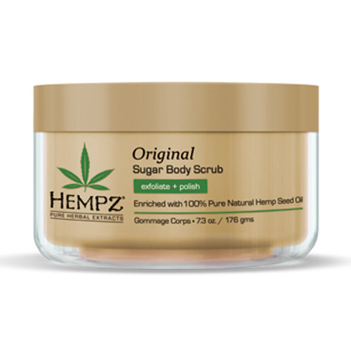 Hempz® Original Herbal Sugar Body Scrub 176g