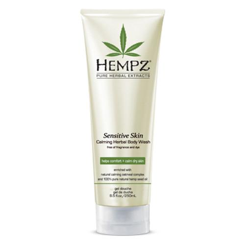 Hempz® Sensitive Skin Herbal Body Wash 250ml