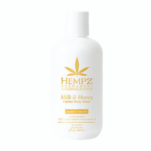 Hempz® Milk & Honey Herbal Body Wash 237ml