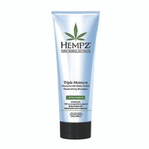 Hempz® Triple Moisture Moisture-rich Daily Herbal Replenishing Shampoo 265ml
