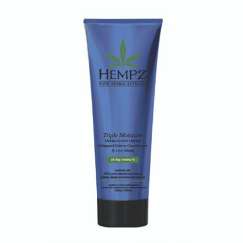 Hempz® Triple Moisture Moisture-rich Herbal Whipped Cremè Conditioner & Hair Mask 265ml