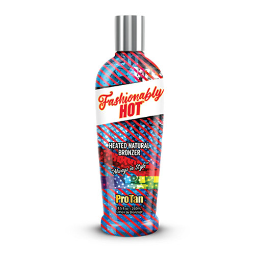 Fashionably Hot™ Heated Natural Bronzer - 250ml