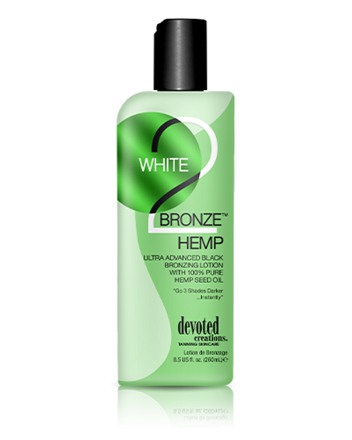 White 2 Bronze: Hemp™ - 260ml