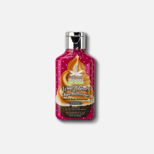 Hempz® Limited-Edition Whip It Good! Maple Buttercream Herbal Body Moisturizer 66ml