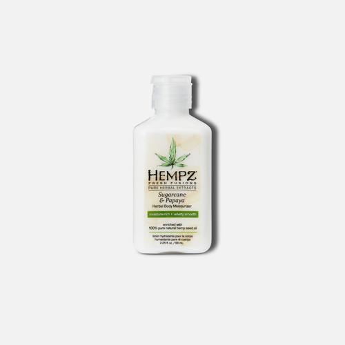 Hempz® Sugarcane & Papaya Herbal Body Moisturizer 66ml