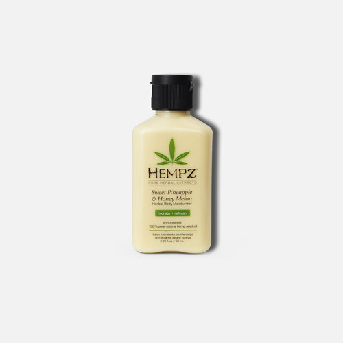 Hempz® Sweet Pineapple & Honey Melon Herbal Body Moisturizer 66ml