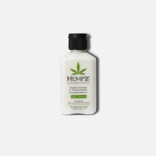 Hempz® Fresh Coconut & Watermelon Herbal Body Moisturizer 66ml